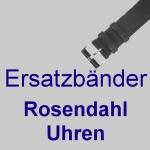 Ersatzbänder für Rosendahl Uhren