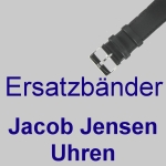 Ersatzbänder für Jacob Jensen Uhren