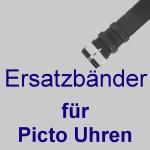 Ersatzbänder für Picto Armbanduhren