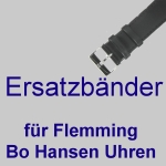 Ersatzbänder für Bo Hansen Uhren