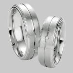 Silber Partner-Ringe