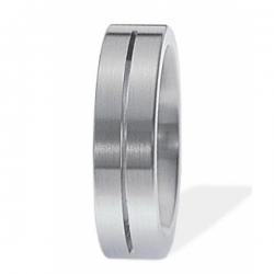 XEN Ring Edelstahl              Nr. 11620  -  Grösse 64