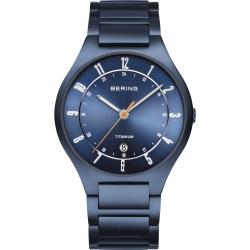 Bering Uhr - Herrenuhr - Titan - Art. Nr. 11739-797