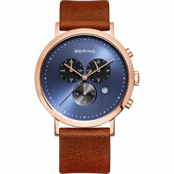 Bering Uhr - Herrenuhr Chronograph - Nr. 10540-467