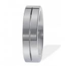 XEN Ring Edelstahl         Nr. 11620  -  Grösse 53