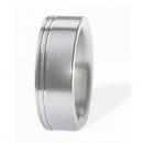 XEN Ring Edelstahl         Nr. 011433  -  Grösse 62