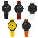 Ersatzband Bering Uhr Max René - 12631 - Leder schwarz