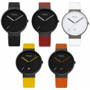 Ersatzband Bering Uhr Max René - 12639 - Leder schwarz