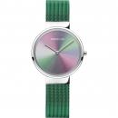 Ersatzband Bering Uhr - Milanaise grün - Typnummer 10X31-Anniversary1