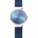 Ersatzband Bering Uhr - Milanaise blau - Typnummer 10X31-Anniversary2