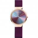 Ersatzband Bering Uhr - Milanaise purple - Typnummer 10X31-Anniversary3