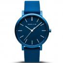 Ersatzband Bering Uhr - Silikon blau - Typnummer  16934-799