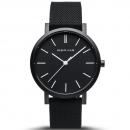 Ersatzband Bering Uhr - Silikon schwarz - Typnummer 16934-499