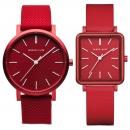 Ersatzband Bering Uhr - Silikon schwarz - Typnummer 16934-599, 16929-599