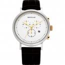 Ersatzband Bering Uhr - Leder braun - 10540-534