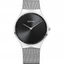 Ersatzband Bering Uhr - Milanaise stahl - Typ 12138-003, 12138-004, 12138-008,