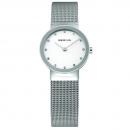 Ersatzband Bering Uhr - Milanaise Stahl - 10122-000 , 10122-001
