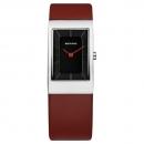 Ersatzband Bering Uhr - Leder rot - 10222-602, 10222-604