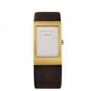 Ersatzband Bering Uhr - Leder braun - 10222-534