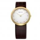 Ersatzband Bering Uhr - Leder braun - 10331-524