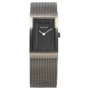 Ersatzband Bering Uhr - Milanaise grau - 10222-077, 10222-079