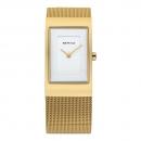 Ersatzband Bering Uhr - Milanaise goldfarben - 10222-334