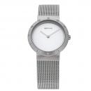 Ersatzband Bering Uhr - Milanaise Stahl - 10629-000 , 10629-010