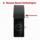 Ersatzband ohne Schliesse - für Typ 43123 , 43124 , 43173 , 43183