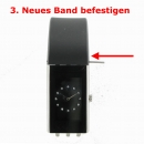Ersatzband ohne Schliesse - für Typ 43107 , 43167