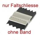 Faltschliesse für Kautschukband - Rosendahl Uhr - 20 mm