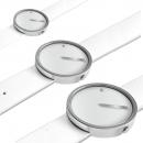 Ersatzband Picto Uhr - Farbe weiß - Typ 43363, 43364, 43365
