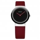 Ersatzband Bering Uhr - Leder rot - 10725-642